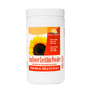 Source of Life - Sunflower Lecithin Powder