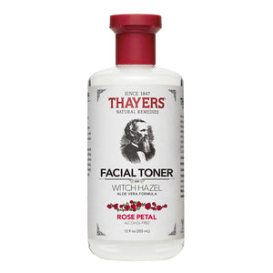 Thayers Rose Petal-scented Witch Hazel Alcohol-Free Toner