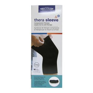 front of Relaxus Thera Sleeve box