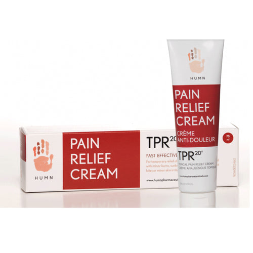HUMN - TPR 20 - Topical Pain Relief Cream (Lidocaine & Menthol)