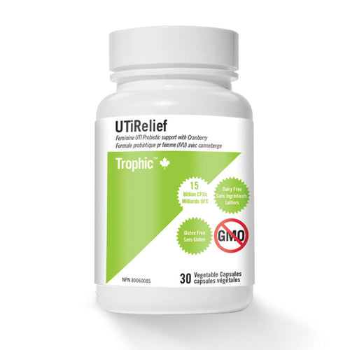 Trophic - UTiRelief + Probiotics