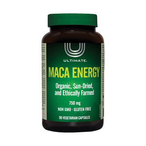 Ultimate Maca Energy, 90 capsule bottle