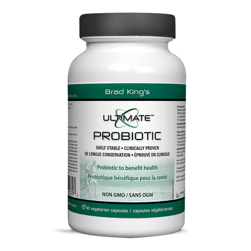 Brad King's - Ultimate Probiotic