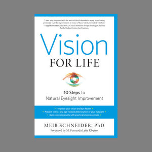 Vision for Life book cover