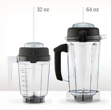 Load image into Gallery viewer, Standard 32 and 64 oz Vitamix Containers Without Blades
