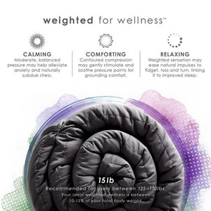 Benefits of Zensory Weighted Blanket