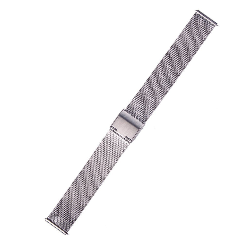 Silver Stainless Steel Band - Smart Hour