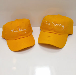 The Mommy & The Baby Hats