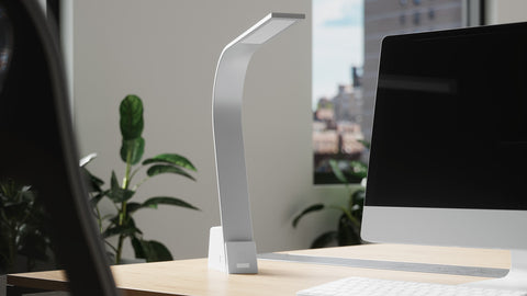 LUX LED Lighting Brooklyn AC LED Task Light with Vacancy Sensor