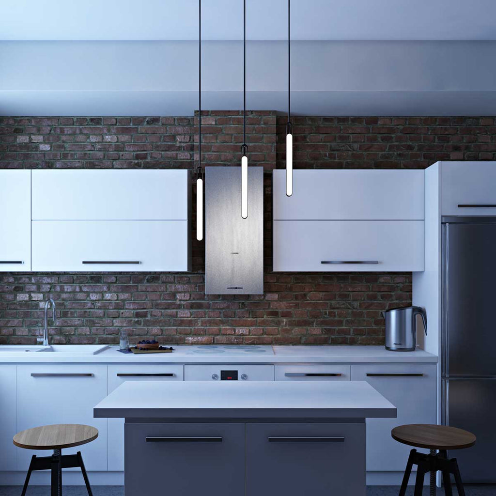 LUX LED Triple Pendant Light - Highline Collection