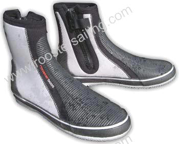 Rooster Neoprene Zipped Sailing Boots