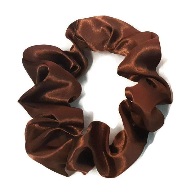 Extra Large Satin Hair Scrunchies (2 Pack)