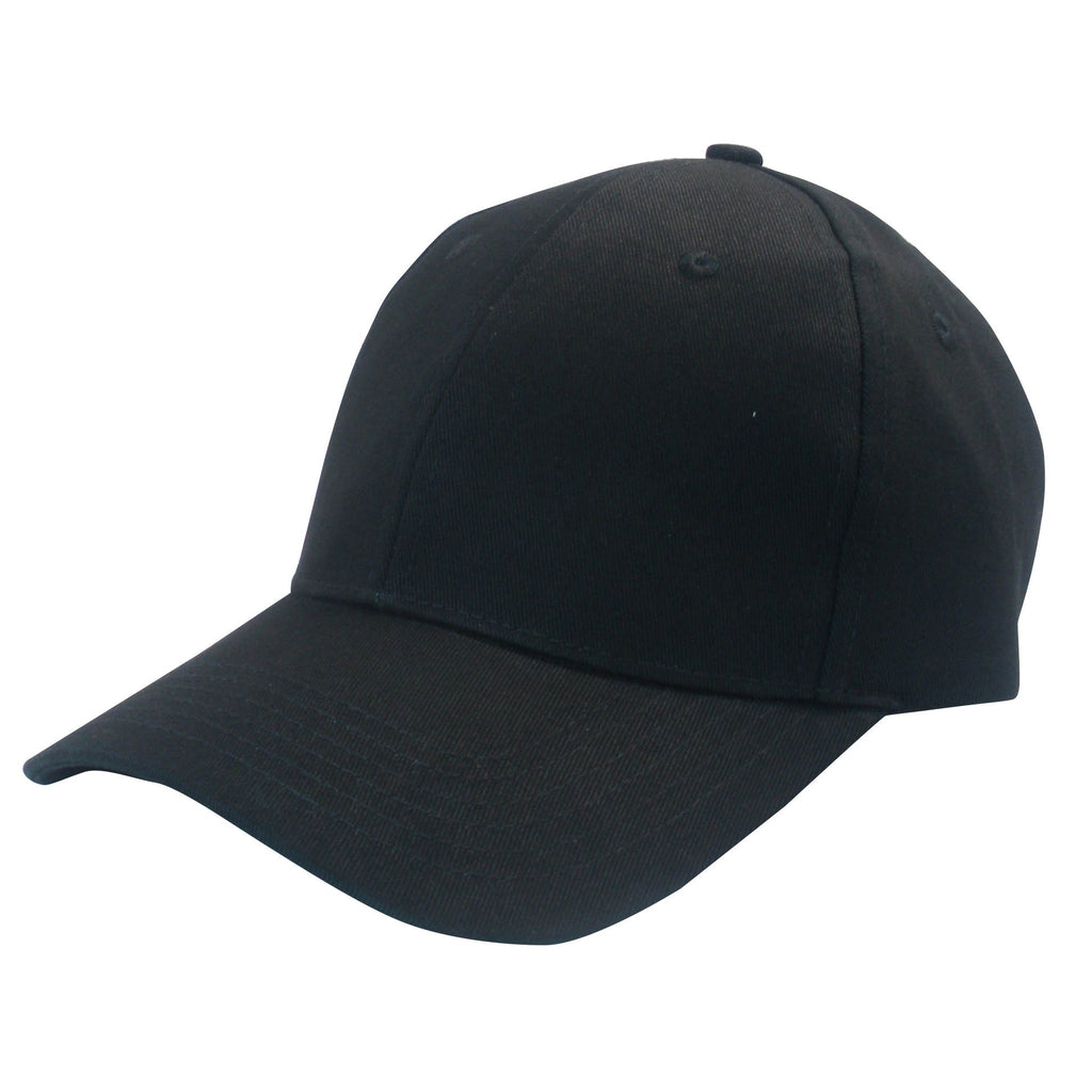 Cotton Baseball Hat with Satin Lining