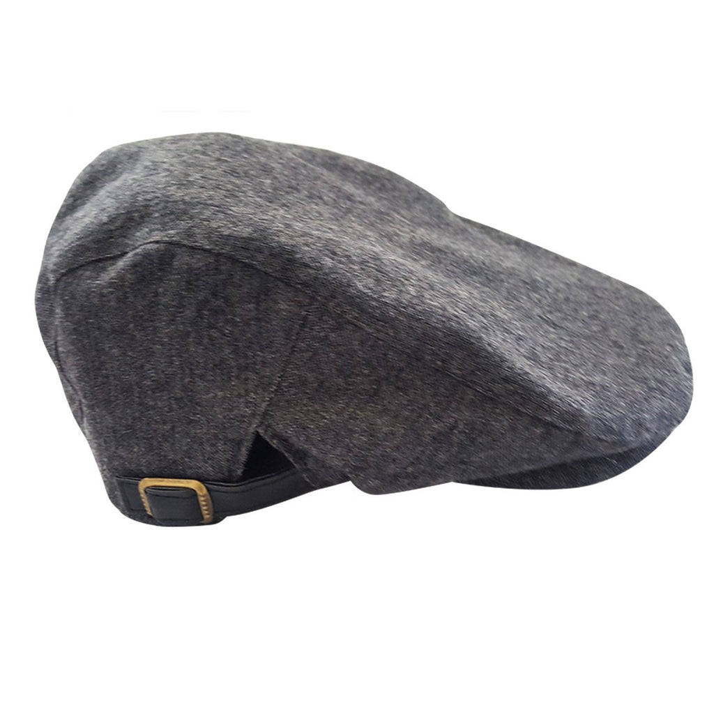 Fashionable Newsboy Hat with Satin Lining