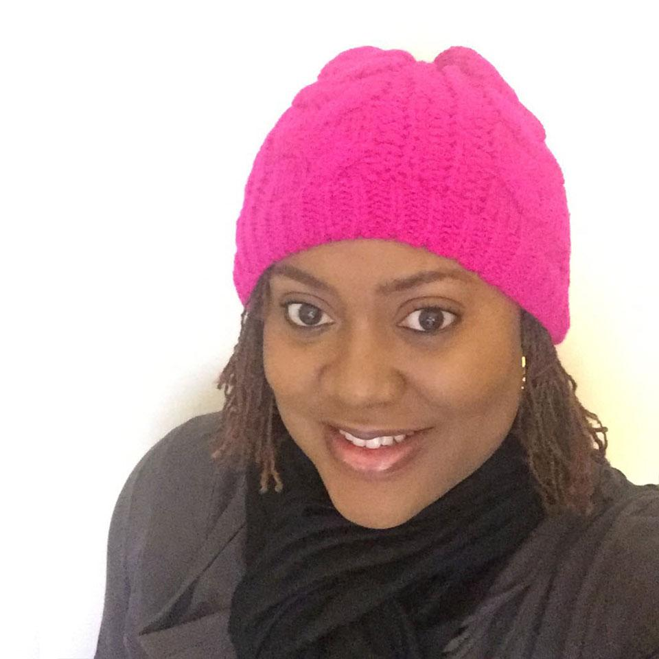 Vibrant Color Satin Lined Knit Beanie Hat - Always Eleven