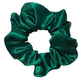 Satin Hair Scrunchies (4 Pack) - Always Eleven