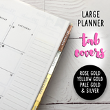 Large Tab Covers - Notes & Clips