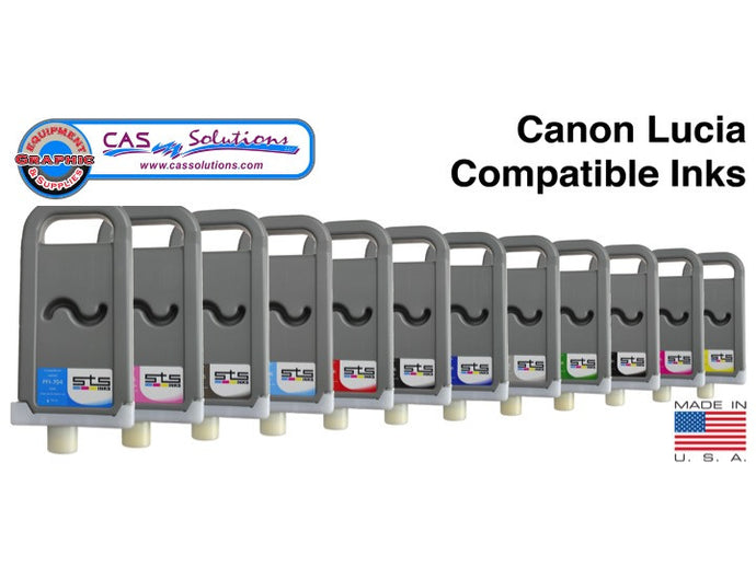 Canon iPF8/9K Compatible Ink Cart-Photo Cyan