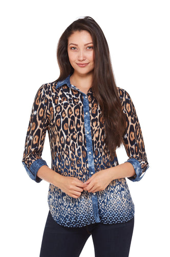 Mix print button up top