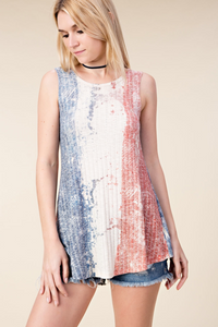 French sublimation tank