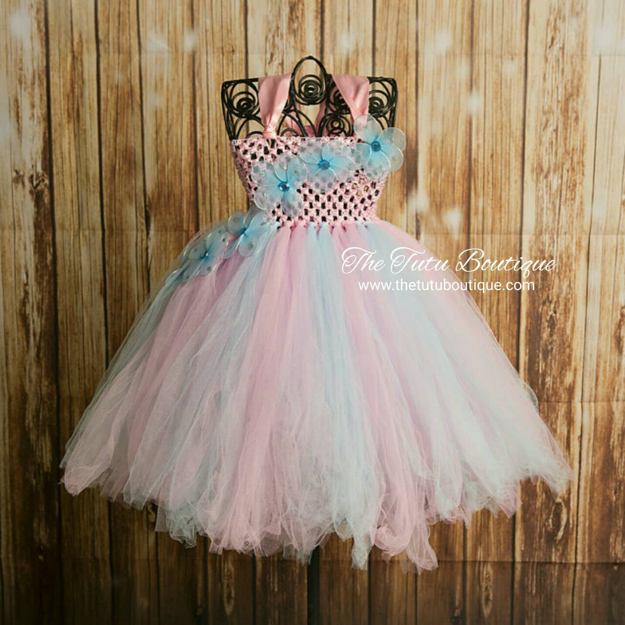 Cotton Candy Tutu, Flower Girl Tutu Dress, Wedding, Cute Dress up ...