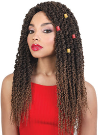 "THIN PASSION TWIST BRAID 18"" x 3pcs 