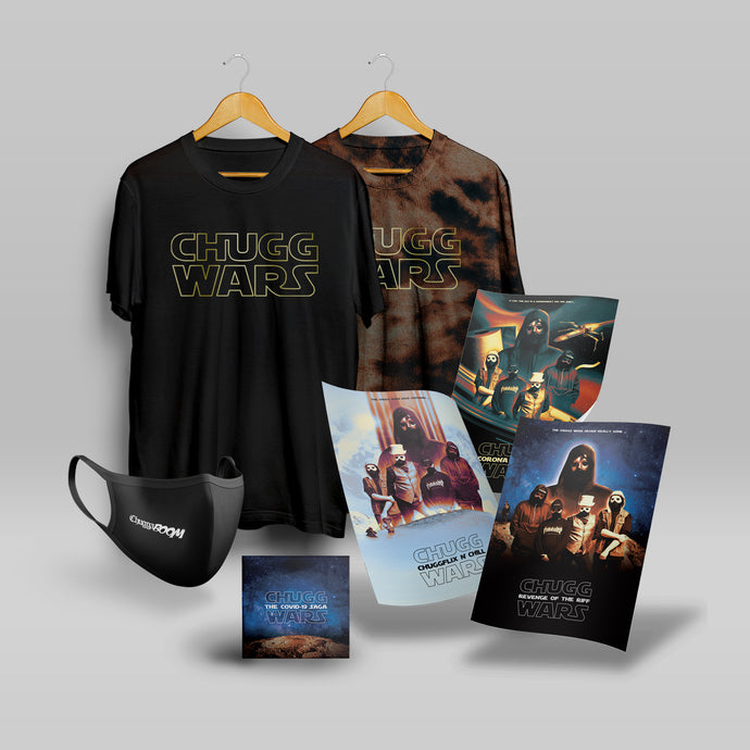 Chugg Wars Bundle 3