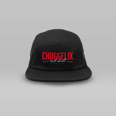 LIMITED EDITION - Chuggflix & Chill Snapback (Pre-Order)