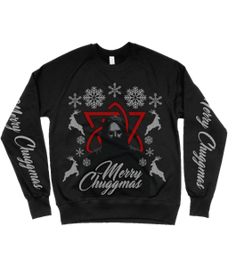 "The Levi ""Merry Chuggmas"" Ugly Christmas Sweater"