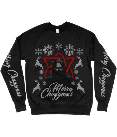 "2019 ""Merry Chuggmas"" Ugly Christmas Sweater"