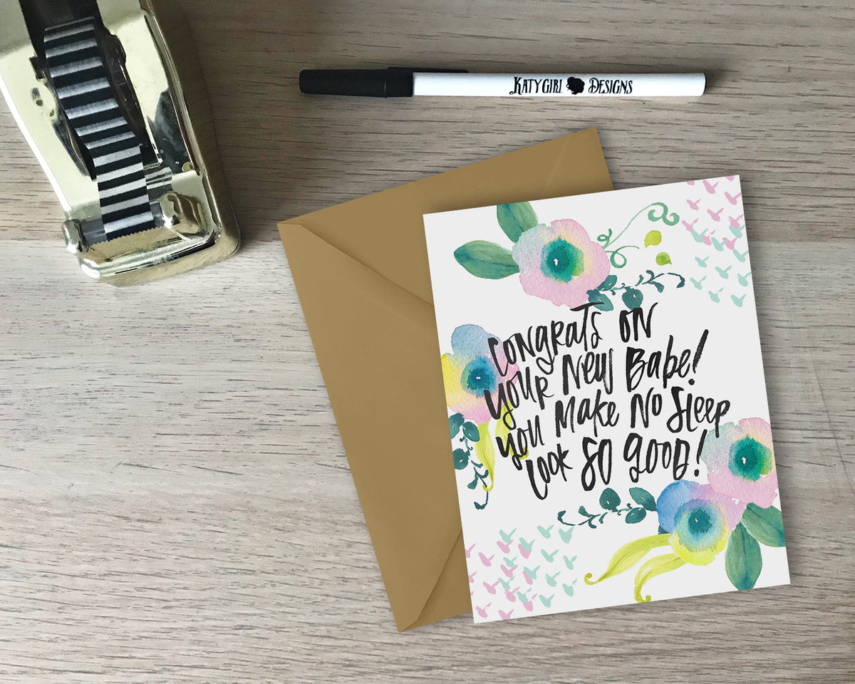 ENCOURAGEMENT & CONGRATULATIONS CARDS