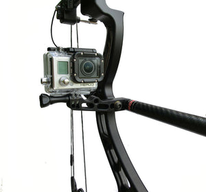 gopro camera mount for bows