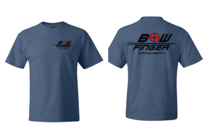 BOWFINGER BLUE T-SHIRT