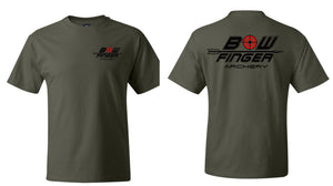 BOWFINGER DARK GREEN T-SHIRT