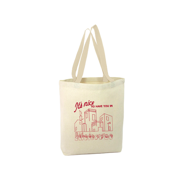 """Birmingham"" Reusable Shopping Tote (Pre-order)"