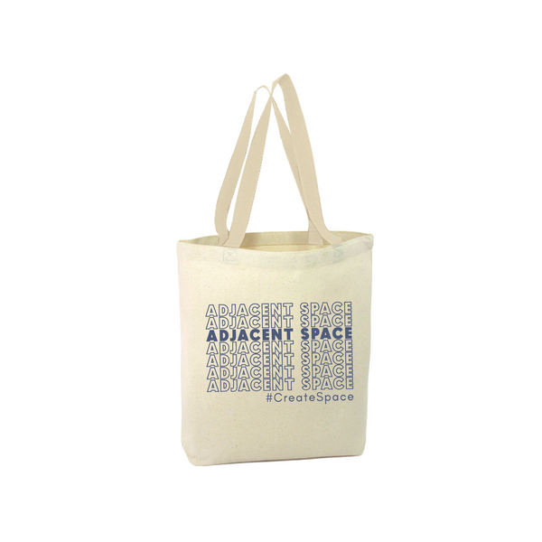 """Create Space"" Reusable Shopping Tote (Pre-order)"