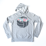 Flower Crown Juniors Lightweight Sweatshirt