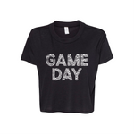 Game Day Women's Cropped Tee