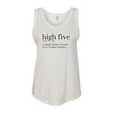 High Five Muscle Tank