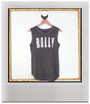 Rally Sleeveless Tee