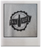 Tail Gate Gray Tall Tee