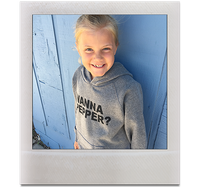 Wanna Pepper? Kids Sweatshirt