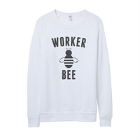 Worker Bee Adult Sweatshirt