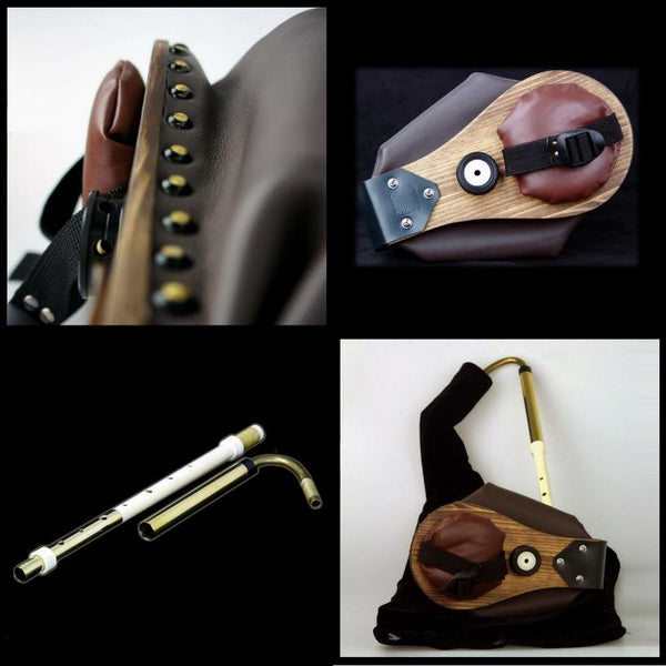 Uilleann Pipes with David Daye Chanters