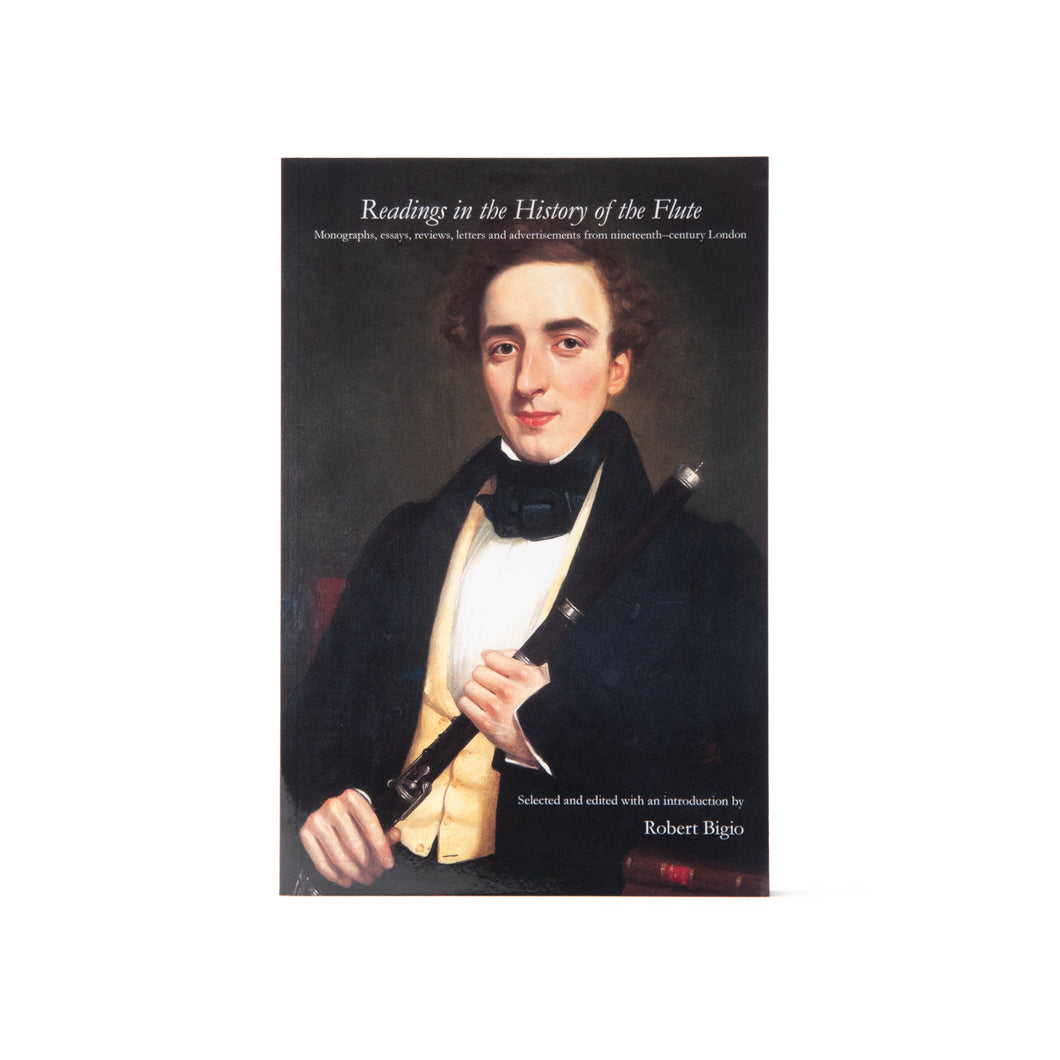 Readings in the History of the Flute