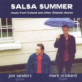 Salsa Summer with Jon Sanders and Mark Crickard (CD)