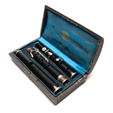 French 4-Key F Flute Restored by Patrick Olwell