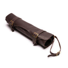 Pinegrove Leather Large Whistle Case (Narrow Pockets)
