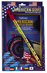 Walton's American Tin Whistle Starter Kit