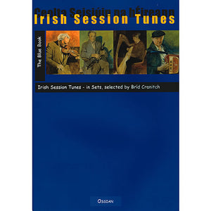 Irish Session Tunes: The Blue Book by Brid Cranitch